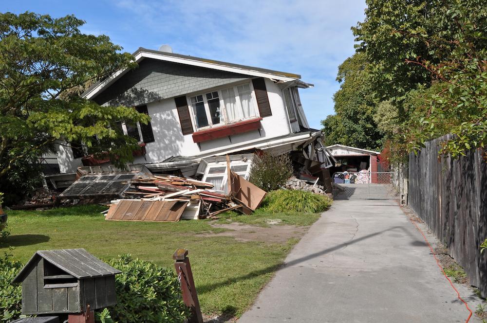 earthquake insurance Raleigh NC